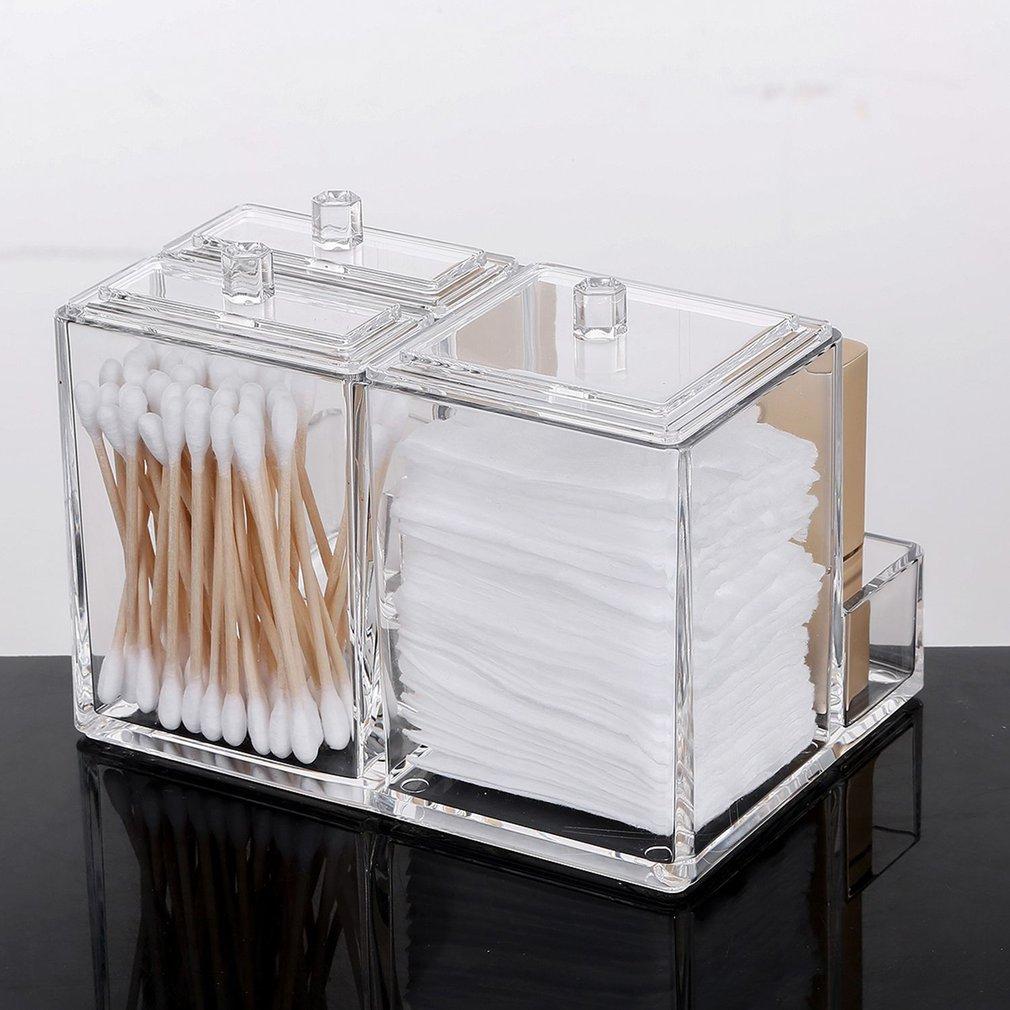 Acrylic Jewelry Cosmetic Storage Drawers Display Makeup Organizer Case Y-2013