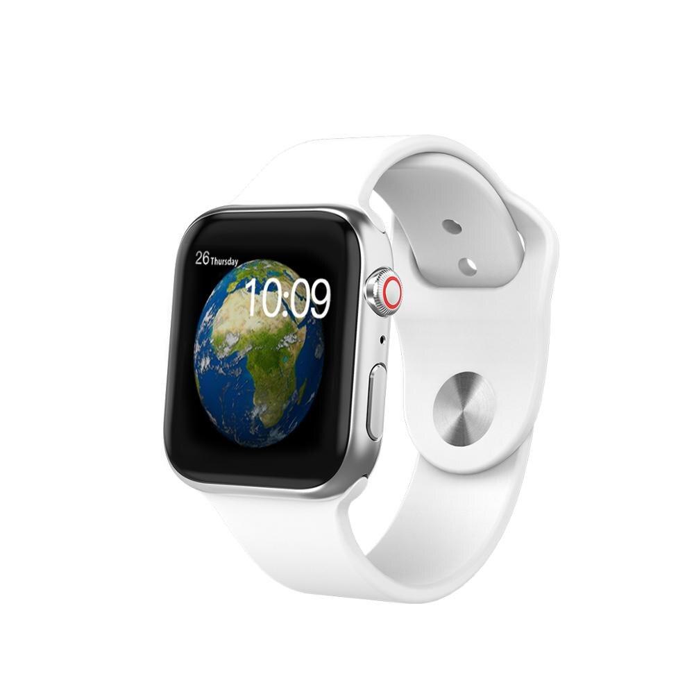 Montre femme IWO8 plus hommes tension artérielle moniteur de fréquence cardiaque smartwatch sport femme montres pas apple watch 4