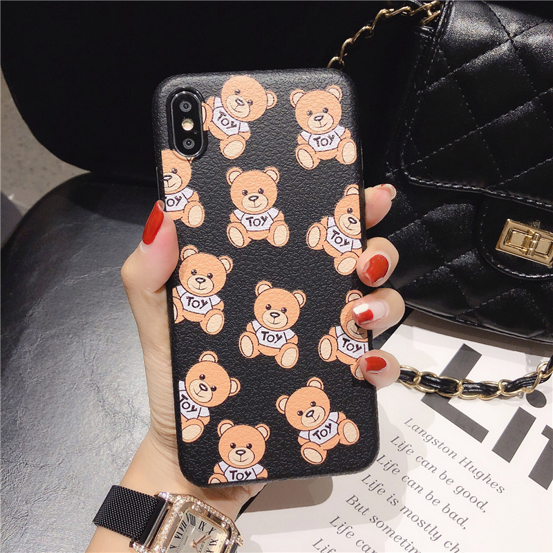 Case For iPhone 11 Pro Max Silicone Phone Cover for iPhone 7 6 6s Plus Cases Soft TPU Cover For iPhone
