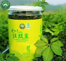 Aescin Gynostemma tea pentaphyllum herb tea health tea anti-cancer lower blood pressure Herbal tea free shipping