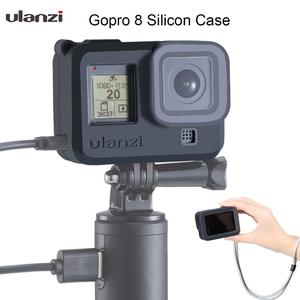 Image 3 - Ulanzi G8 3 フルカバーシリコン保護ケース移動プロ 8 ヒーロー黒タイプ C 充電ポート移動プロ 8 アクセサリー
