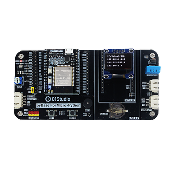 PyWiFi- ESP32 Development Board Micro- Python IoT Wireless WiFi Learning Kit