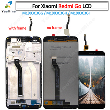 """Original 5.0"""" For Xiaomi Redmi Go LCD Screen Display+Touch Digitizer Assembly For REDMI GO Display M1903C3GG M1903C3GH M1903C3"""