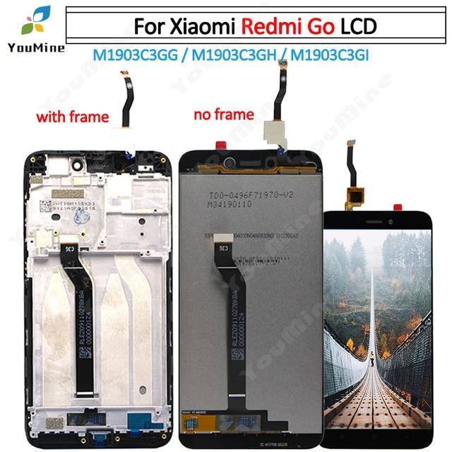 "Original 5.0 ""para xiaomi redmi ir lcd screen display + toque digitador assembléia para redmi ir display m1903c3gg m1903c3gh m1903c3"