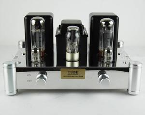 A10 EL34b одноконцевой трубный усилитель 5Z4P выпрямитель 6N2 трубный бытовой аудио класс A amp 12 Вт × 2