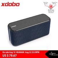 XDOBO-altavoces inalámbricos X8 Plus, 80W, TWS, con graves profundos potentes, Subwoofer, 10040mAh, Batería Externa de cuatro celdas, 360