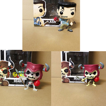 Movies: Evil Dead DEADITE ASH POP  with box Vinyl Action & Toy Figures Collectible Model Toy for Children