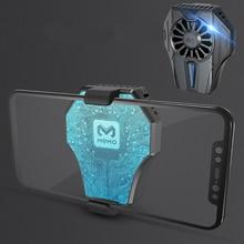 MEMO Mobile Phone Radiator Gaming Universal Phone Cooler module Cooling Fan Holder Heat Sink For iPhone Samsung Huawei Xiaomi