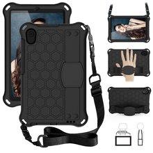 Чехол для Huawei MatePad T8, нетоксичные материалы, чехол для планшета с полным корпусом для детей, чехол-подставка для Huawei M5 Lite 8,0
