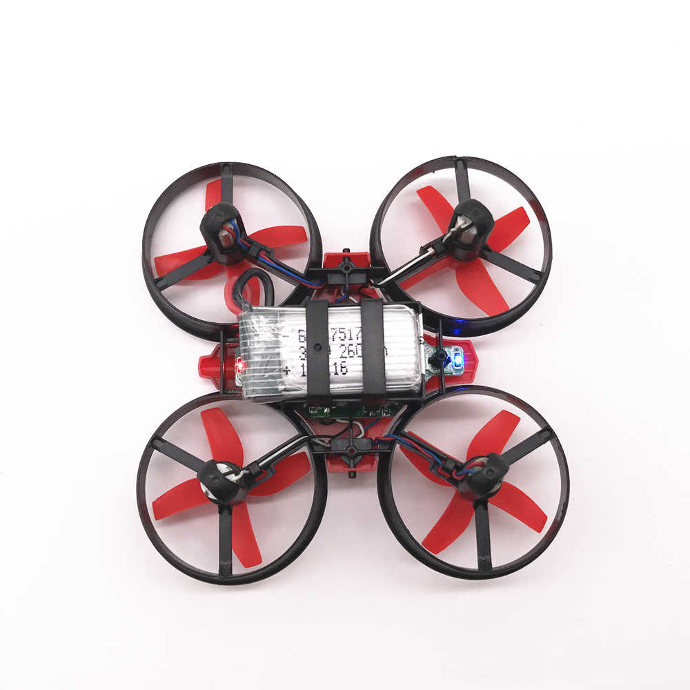 H36 Baterai 3.7V 260 MAh Baterai Lipo untuk Eachine E010 E011 E012 E013 untuk Furibee F36 NH010 H36 RC quadcopter Drone Bagian