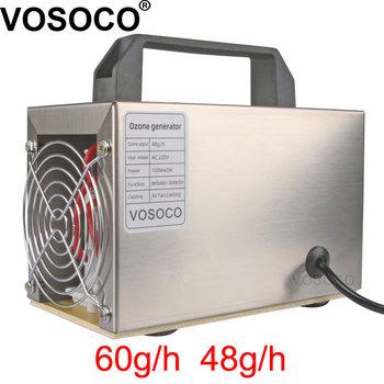 Generator ozonu 48 g h 60 g h 28 g h Generator ozonu oczyszczacz powietrza filtr powietrza dezynfekcja sterylizacja czyszczenie formaldehyd 220V tanie i dobre opinie VOSOCO 51-150m ³ h CN (pochodzenie) 220 v 48g h 28g h 12g h 36g h 60g h 41-60 ㎡ Przenośne 97 00 Źródło A C 95 00