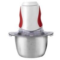 Hot Sale Electric Food Chopper,1.5L Glass Bowl Grinder For Meat, Vegetables, Fruits Nuts EU Plug