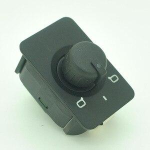 Image 1 - กระจกมองข้างไฟฟ้าการควบคุมสวิทช์ปุ่มลูกบิดสำหรับ Audi A3 A6 C5 4B0 959 565A/4B0959565A