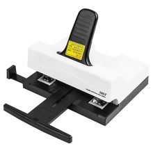 50ST Double-Head Stapler Portable Stapler For Home Office Labor-Saving Stapler Can Staple Up To 50 Pages At A Time