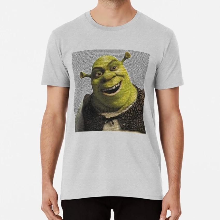 Shrek Movie Script T Shirt Bee Movie Bee Movie Shrek Donkey Fiona Dragon Shrek Movie Script Meme T Shirts Aliexpress