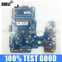 SHELI For HP 240 G5 Motherboard with N3060 cpu 860460-601 860460-001