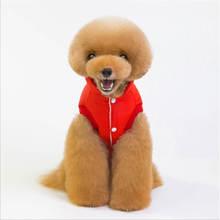 Pet bulldog coat Dog Cat Clothes Warm Coats apparel For Chihuahua Small  Costumes