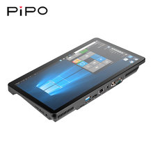 2020 nova 11.6 polegada 1920*1080 Intel Core Pipo i3-5005U RS232 X15 Mini PC 8GB 128GB SSD 6 RJ45 HDMI Bluetooth USB Do Computador Tablet(China)