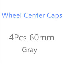 цена на 4X 60MM For AUDI A4 B6 B8 B7 B5 A5 A6 C5 C6 C7 A1 A8 A7 80 8V V8 Q7 Q5 Q3 8P 8L Car Wheel Center Hub Cap Wheel Caps Emblem Logo