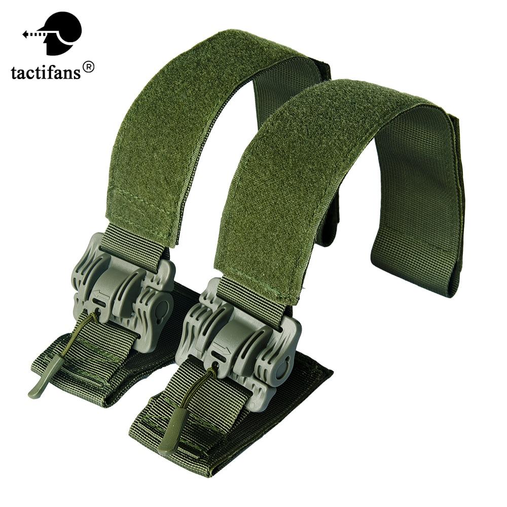 Tactical Vest Quick Release Conversion Kit Shoulder Straps Rapid Open Connector ROC 40 Quick Detach Buckle Paintball Accessories