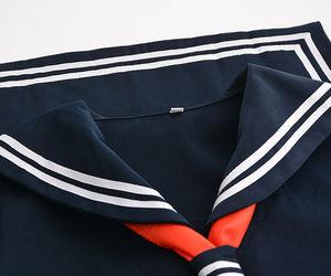 Image 5 - My Boko No Hero Academia Himiko Toga Costume Cardigan Sweater Sailor JK Uniform Cardigan Cosplay