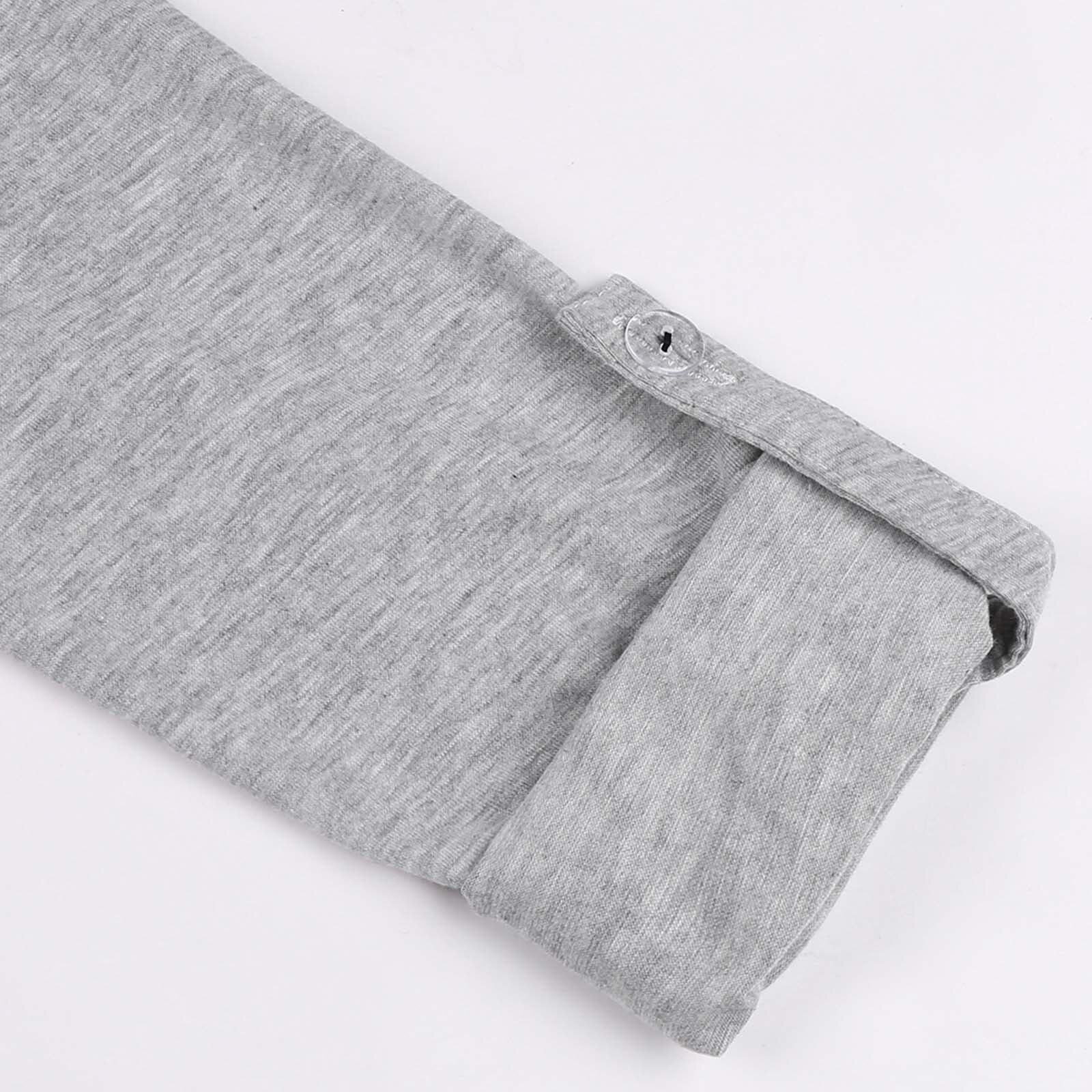 nova camisa de maternidade roupa cor 04