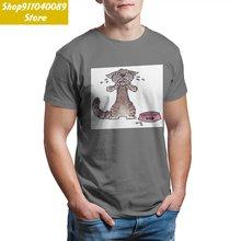 Кота аварийного рубашка большого размера модная Пары Соответствующие