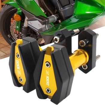 For Kawasaki Z1000 Z 1000 Z-1000 2007-2009 CNC Motorcycle Falling Protection Frame Slider Fairing Guard Anti Crash Pad Protector