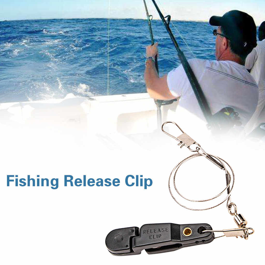 10//20//30Pcs Quick Release Clip Kite Fishing Snap Stacker Downrigger Gear
