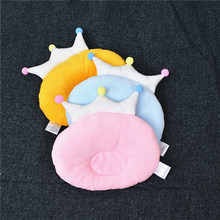 Newborn Baby nursing pillow infantil cartoon pillow Head Positioner baby Sleeping soft velvet pillows lovely YCZ004(China)