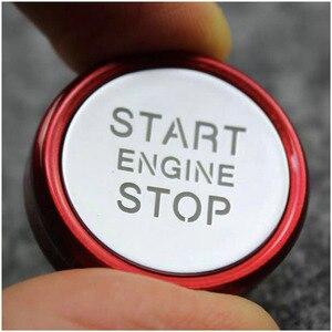 Image 4 - Die neue 4G1905217 start stop motor zündung schalter taste ist geeignet für Audi A6 A7 RS7 OEM 4G190