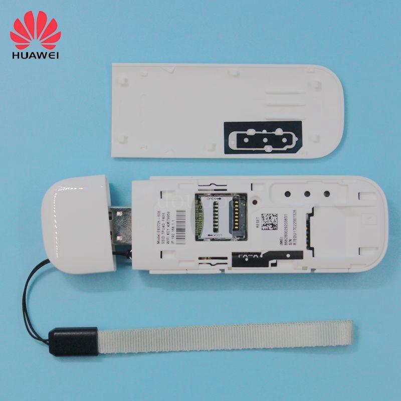 Débloqué nouveau Huawei E8372 E8372h-153 E8372h-608 avec antenne 4G LTE 150Mbps WiFi Modem 4G USB Modem Dongle 4G Carfi Modem - 5