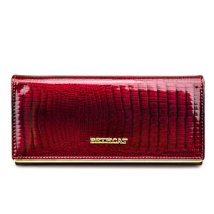 Image 1 - HH Alligator Womens Wallets Luxury Patent Fashion Genuine Leather Ladies Clutch Purse Hasp Long coin Multifunctional purses