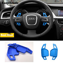 Metal Car Steering Wheel Paddle Extend Shifter Replacement For Audi a3 a4 a5 a6 a7 a8 q3 q7 tt tts ttrs rs3 rs5 rs7 Accessories