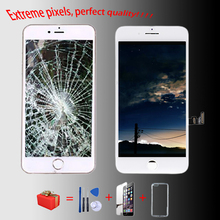 Digitizer Replacement Lcd-Screen iPhone7 for 8 6/6s-Plus Aaa-Assembly 3D 5S New 6/6swith