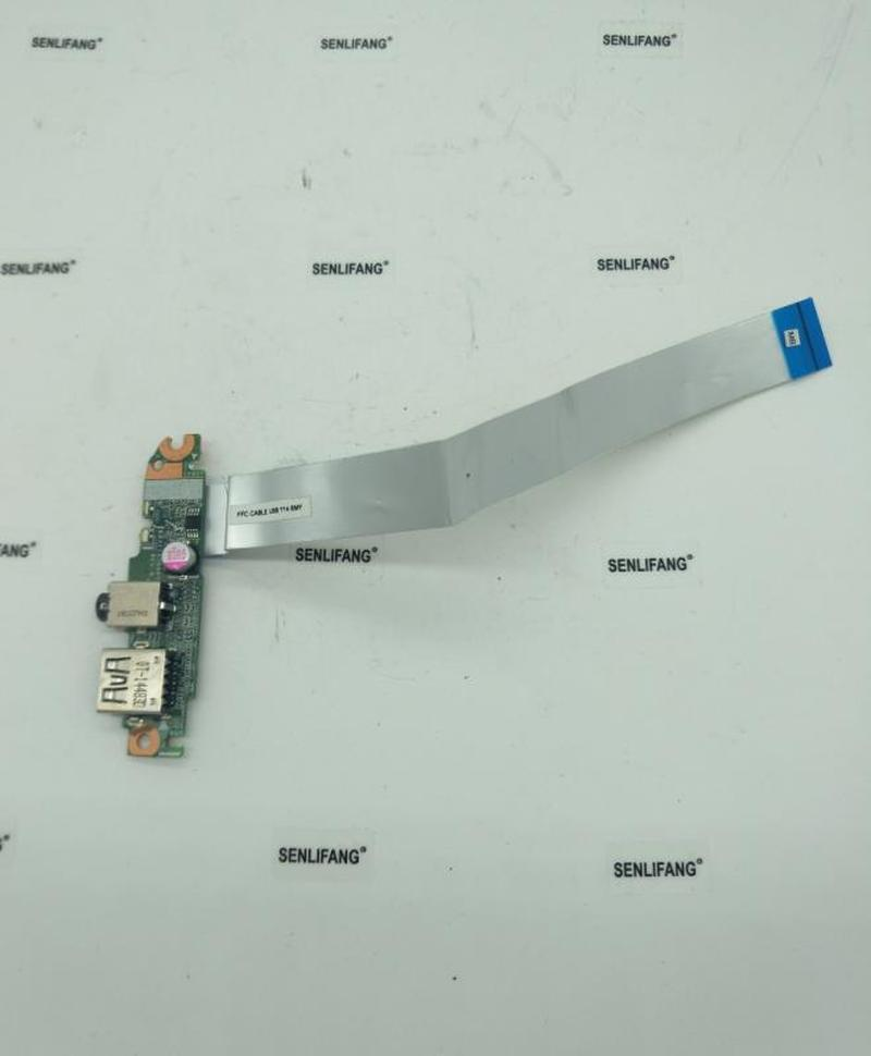 For HP Pavilion 15-P 17-P Series Usb Audio Board With Cable DAY11ATB6G0 DA0U83TB6E0 33Y11UB0000