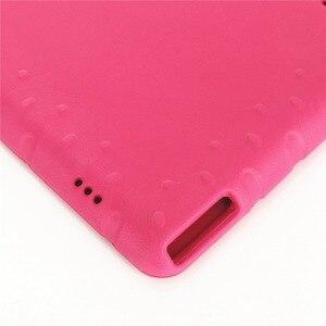 Image 5 - עבור Lenovo Tab P10 מקרה כף יד מלא גוף ילדי ילדים EVA ידית סטנד tablet כיסוי עבור lenovo tab m10 10.1 אינץ