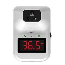 K3 plus display de alta definição termômetro digital industrial indução automática infravermelho não-contato fixado na parede termômetro