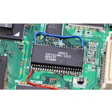プログラムbiosチップMX29LV160TMC 90ブートローダsegaドリームキャスト用VA1 VA2ゲームコンソールマザーボードの修理部品