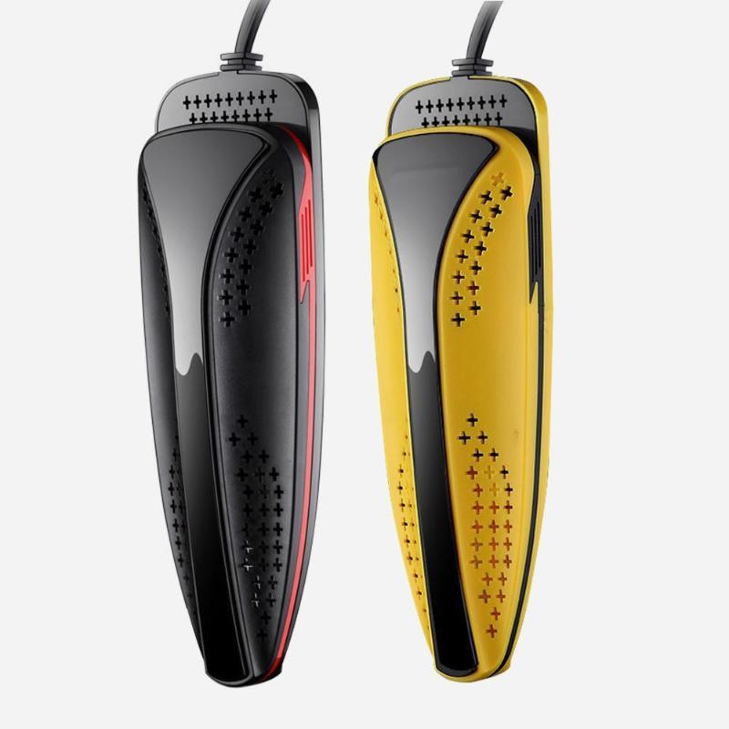 Timed/Irregular PTC Shoe Dryer Eetractable Warming Shoe Roaster Dual Core Heating Boot Odor Sterilizer Foot Protector Machine