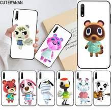Animal cruzando wiki caso de telefone de luxo para huawei honor 30 20 10 9 8 8x 8c v30 lite vista pro