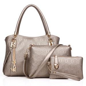 Новинка 2020, роскошные сумки, женские сумки через плечо, женские кошельки, клатч, Дизайнерская кожаная сумка, Женский брендовый повседневный ...