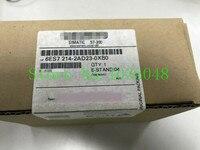 1PC 6ES7 214 2AD23 0XB0 nuevo y Original uso de prioridad de la entrega de DHL controles remotos     -