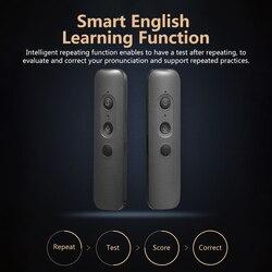 T88 Ai Penerjemah Bahasa Inggris Learning Machine Smart Voice Terjemahan 40 + Bahasa 180 Negara Ai Terjemahan Mesin