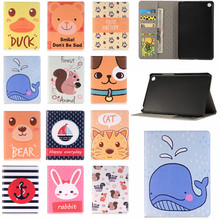 Flip Print Cover Case For Xiaomi Mi Pad 4 MiPad4 8 inch Tablet Protective Smart Case for xiaomi Mi Pad4 Mipad 4 8.0 case cover case cowhide for xiaomi mi pad 4 mipad4 plus protective cover genuine leather case for xiaomi mi pad4 mipad 4 plus tablet cases