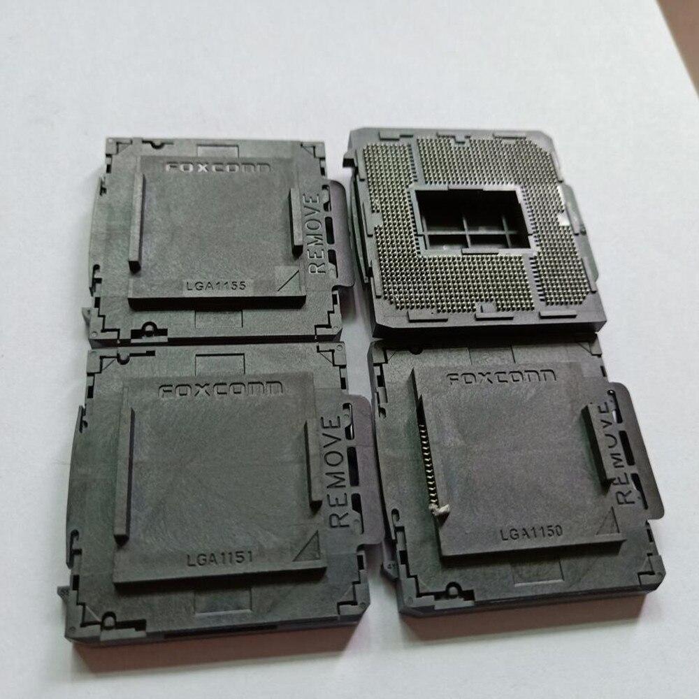 LGA1150 1151 1155 1156 2011 PGA98 771 775 1366 1567 AM2 AM4 Motherboard Mainboard Soldering BGA CPU Socket Holder With Tin Balls