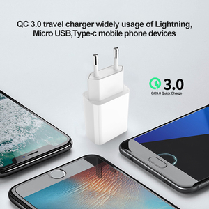 Image 4 - Phomax usb 충전기 3.0 18 w 빠른 전화 충전기 아이폰 x xs 8 7 ipad 삼성 갤럭시 s8 s9 갤럭시 htc xiaomi mi8 화웨이 넥서스