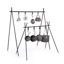 Naturehike алюминиевый сплав подвесной стеллаж для отдыха на природе Макс. Вес подшипника 8 кг треугольный стеллаж для хранения одежды