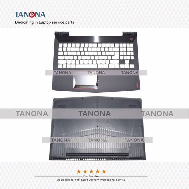 G novo ap13b000300 ap13b000400 para lenovo legion y520 15 ikbn r720 caso inferior caso base capa + moldura do teclado palmrest