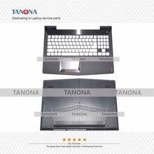 Orig Nieuwe AP13B000300 AP13B000400 voor Lenovo Legioen Y520 15IKBN R720 Lagere Case Bottom Case Base Cover + Palmrest Toetsenbord bezel